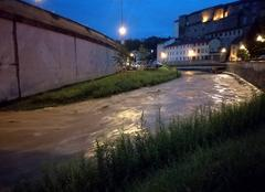 Pluie L'Arbresle 69210 La Turdine