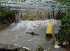 Pluie Boitron 61500 Inondations