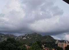 Pluie Marseille 13010 Temp gris
