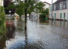 Pluie Rambouillet 78120 Inondations Rambouillet
