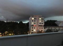 Orage Aix-en-Provence 13090 Un orage se prepare