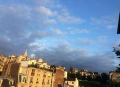 Ciel Paris 75000 Montmartre