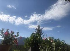 Ciel Bargème 83840 Beau paysage
