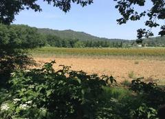 Ciel Mours-Saint-Eusebe 26540 Chaleur estivale en campagne