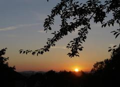 Nuages Saint-Lezer 65500 Ciel de ce mercredi 20 juin 2018 à St Lézer à 06h 22.