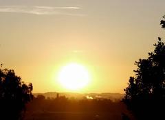 Ciel Saint-Lezer 65500 Ciel de St Lézer à 06 h 28 ce mercredi 01 juin 2018.