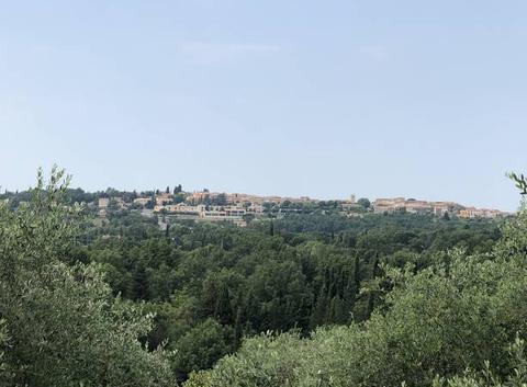 Village de St Cezaire