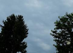 Nuages Lambesc 13410 Encore de la pluie