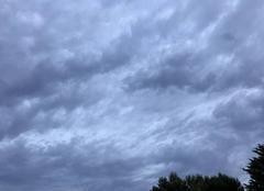 Nuages Marseille 13015 Ça sent l?orage