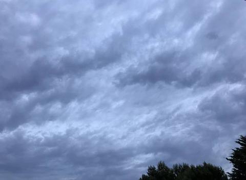 Ça sent l?orage