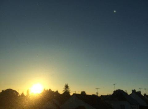 Après la brume, le soleil