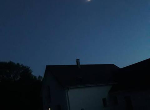 Au clair de lune...