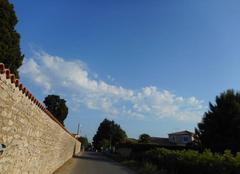 Nuages Saint-Laurent-d'Aigouze 30220 Ciel bleu Nuages