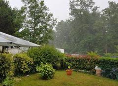 Pluie Ambares-et-Lagrave 33440 Il pleut ??