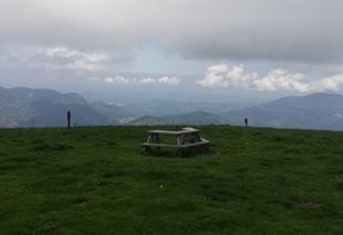 Ciel Seix 09140 Vue sur Foix
