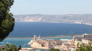 Ciel Marseille 13000 Grand beau