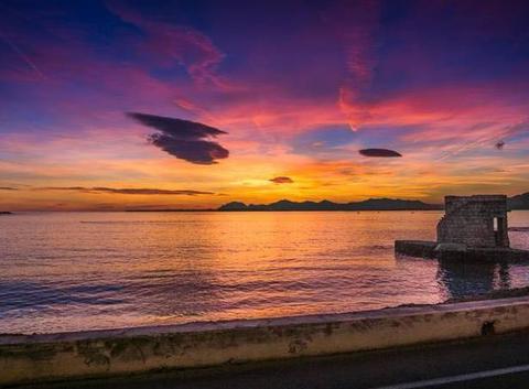 Magnifique sunset
