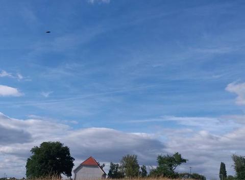 Temps agréable en Alsace.