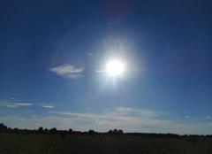 Chaleur Le Cailar 30740 Un soleil magnifigues