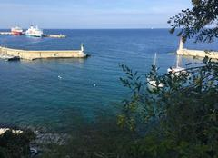Ciel Bastia 20600 Bleu
