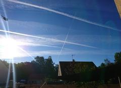 Chaleur Royere-de-Vassiviere 23460 Le ciel bleu en perspective ! ??