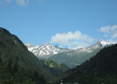 Bellinzona Massif du St Gothart