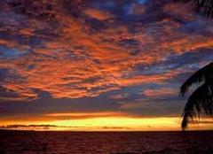 Ciel Tamatave Cocher de soleil