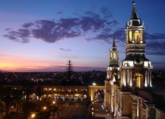 Arequipa Cathedrale