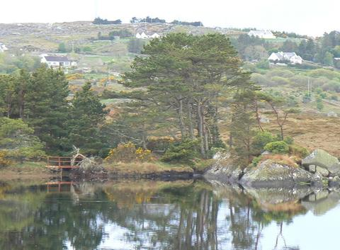 Lac du connemara IRLANDE