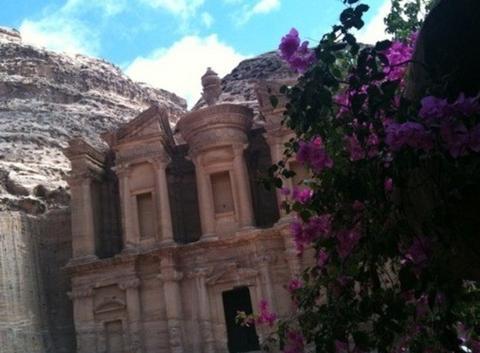 Site de Petra  (APPLICATION METEO - REPORTER MOBILE)