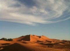 Zagora Le marchand de sable est passé  (APPLICATION METEO - REPORTER MOBILE)