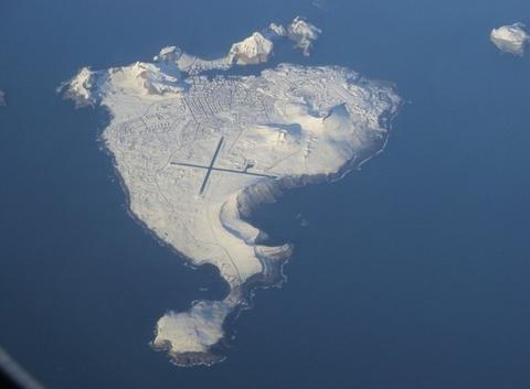 Neige d'Islande