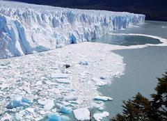 Perito moreno glacier en danger