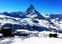 Zermatt LE CERVIN  (APPLICATION METEO - REPORTER MOBILE)