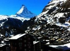 Zermatt VILLAGE DE ZERMATT  (APPLICATION METEO - REPORTER MOBILE)