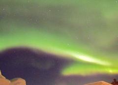 Ciel Inari Même la nuit, le soleil se rappelle à vous