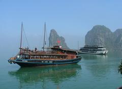 Ciel Hanoi Baie de Halong