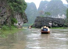 Hanoi Baie de Halong terrestre