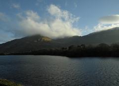 Nuages Galway Ciel de décembre