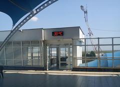 Chaleur Nessebar Aéroport de Burgas