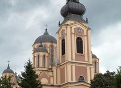 Ciel couvert sur Sarajevo