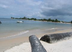 Chaleur Libreville Plages Pointe Denis Afrique équatoriale