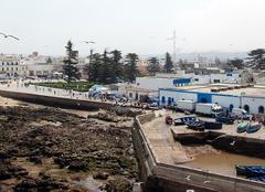 Essaouira (Mogador) Le port