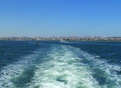 Mer Istanbul La mer de Marmara