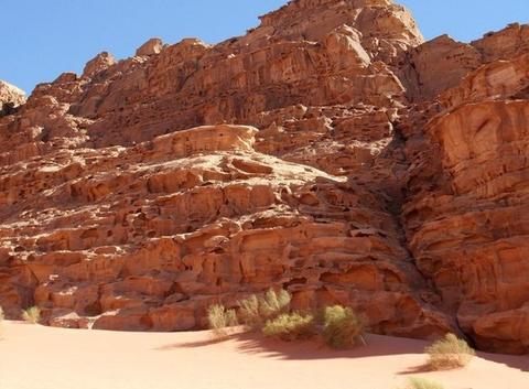 D�sert du Wadi Rum