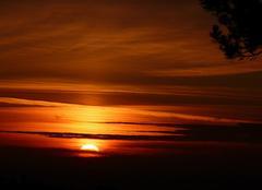 Ciel Torquay Lever de soleil