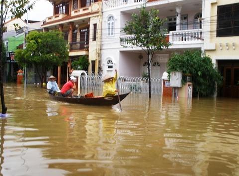 Inondation de mousson
