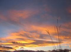 Nuages Stirling Coucher de soleil 27