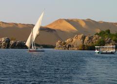 Assouan Sur le Nil