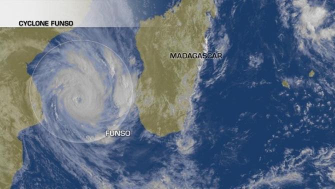 Actualités Etranger - Mozambique - Tempête